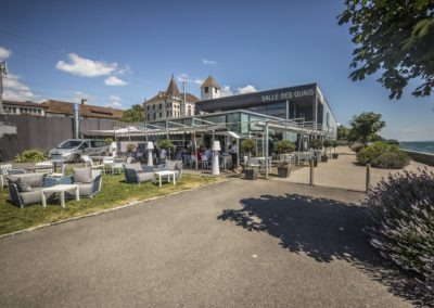 Restaurant Evenementiel Yverdon